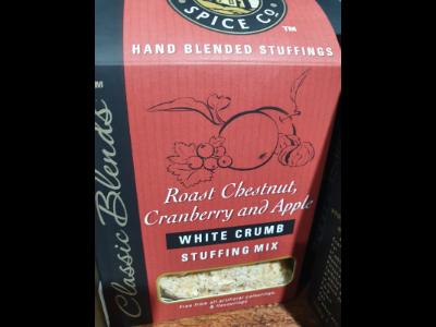 Chestnut Stuffing Mix