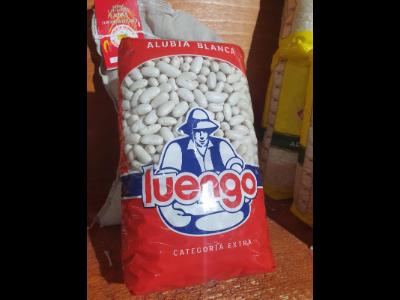 Luengo Alubia Blanco