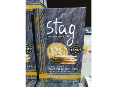 Stag Cheese Biscuits