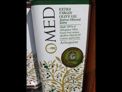 OMed EV Olive Oil