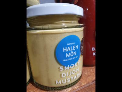 Smoky Dijon Mustard