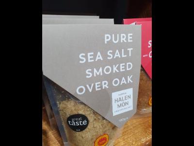 Oak Smoked Salt