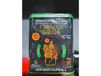 Caballo Smoked Pimenton