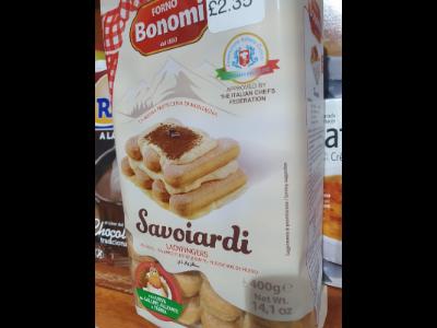 Bonomi Savoiardi