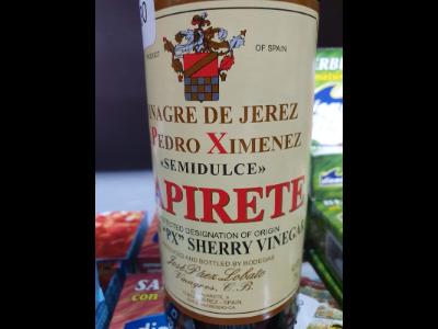 Capirete Sherry Vinegar