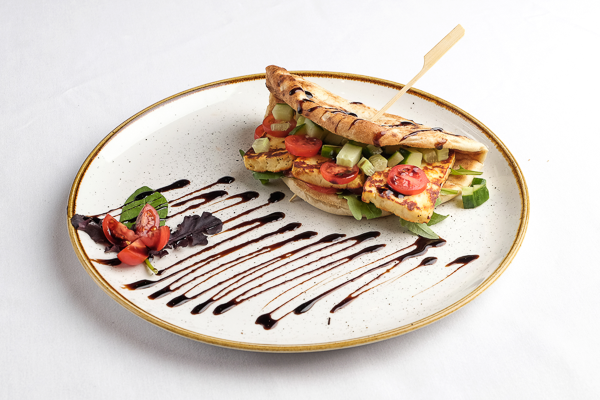 GRILLED HALLOUMI S/WICH