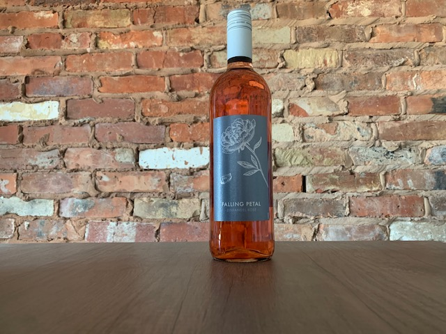 ZINFANDEL ROSE BOTTLE