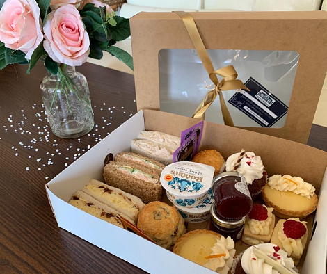 Click & Collect Afternoon Tea For Two