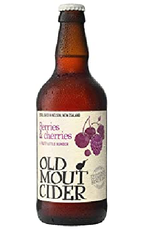 Old Mout Berries & Cherries
