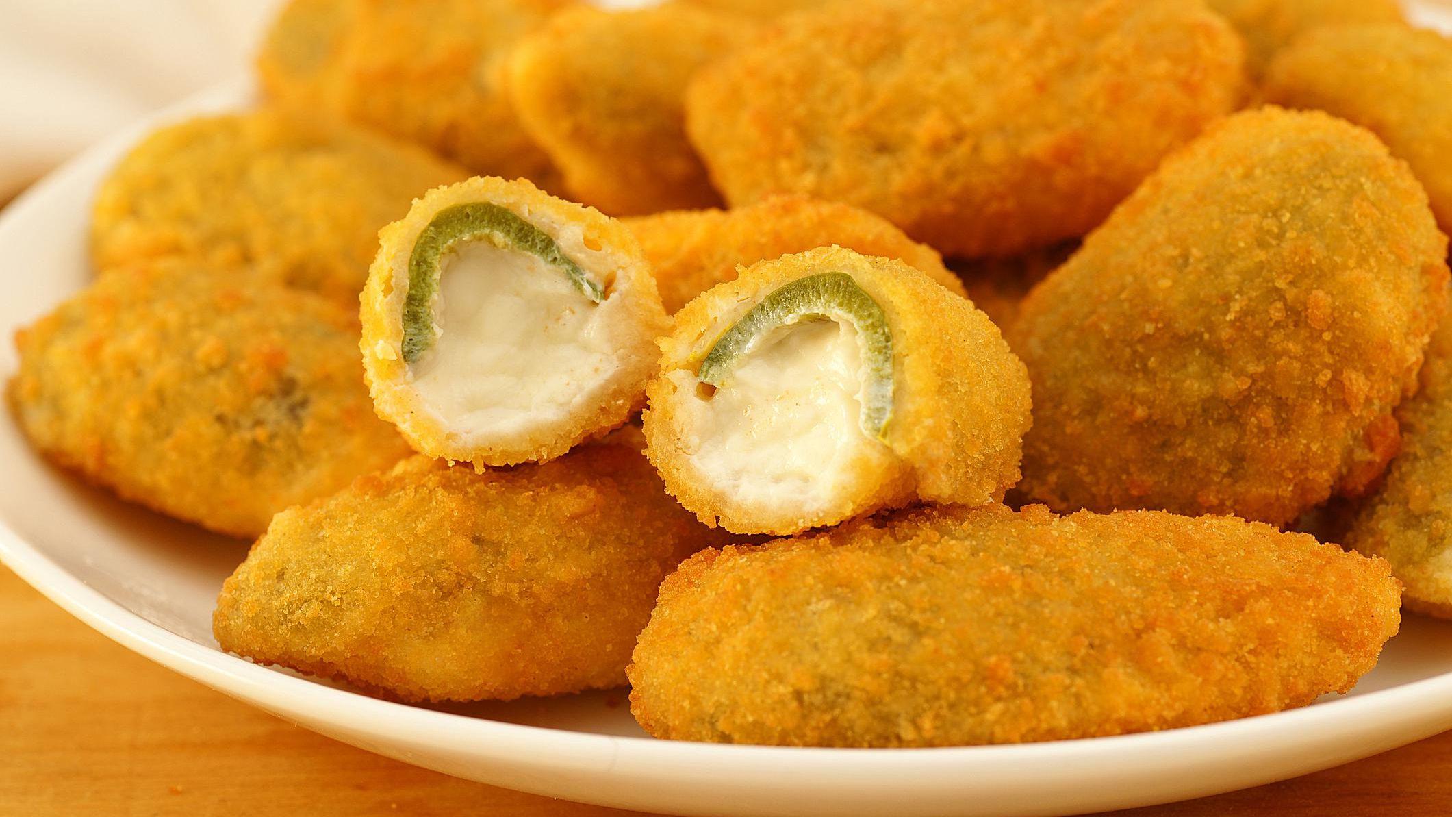 Cream Cheese Jalapenos