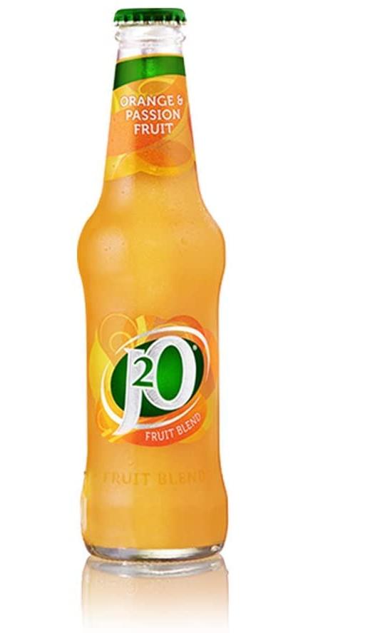J2O Orange & Passion