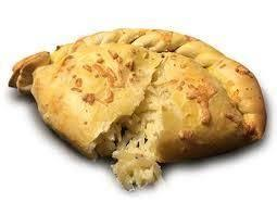 CHEDDAR AND ONION PASTY