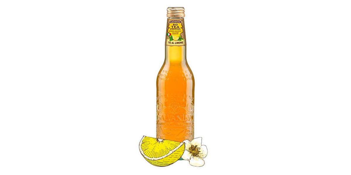 Organic Lemon Tea 355ml