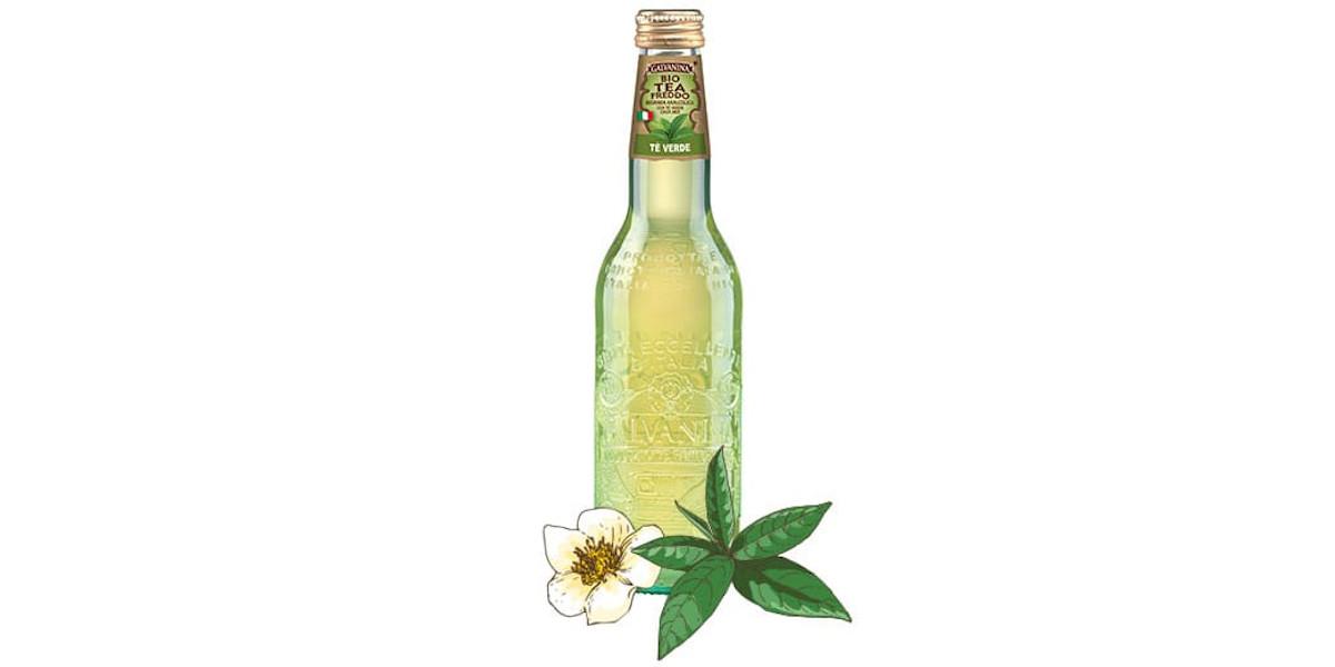 Organic Green Tea 355ml