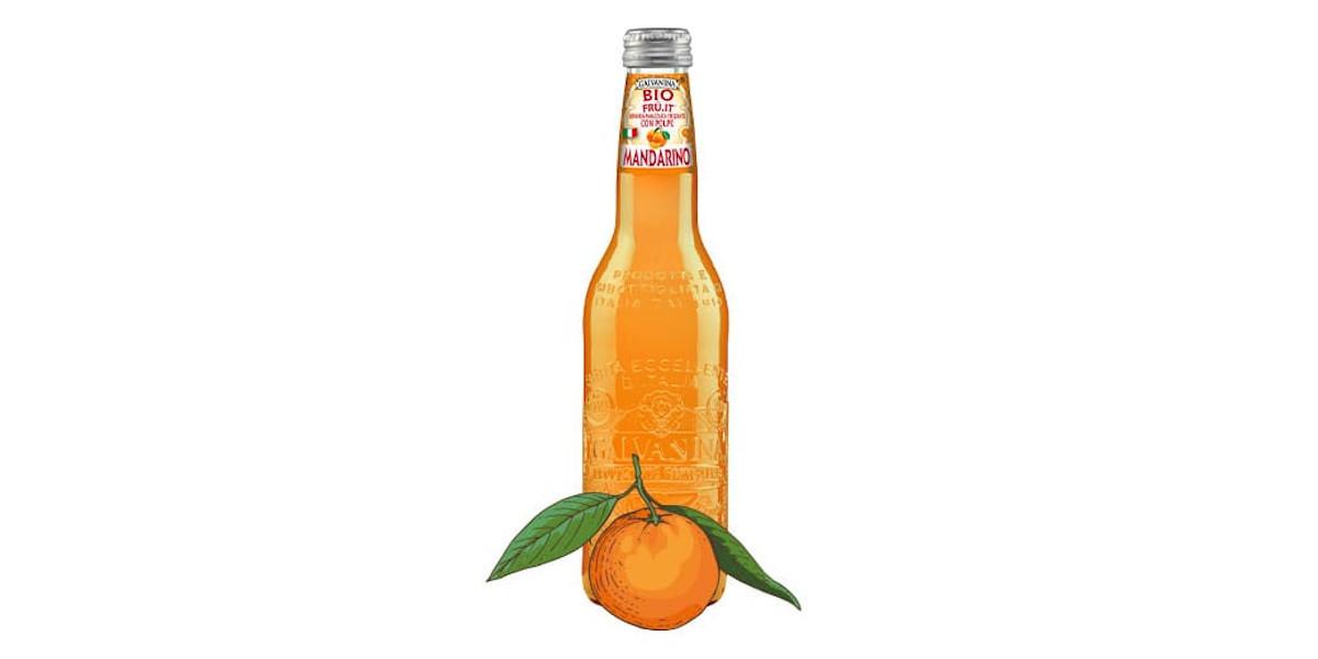 Organic Tangerine (Mandarin / Tangerine) 355ml
