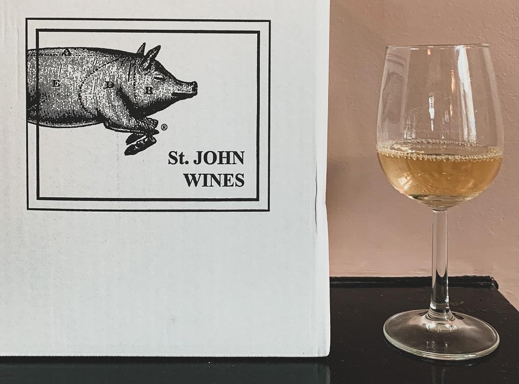 St John Rosé 3Litre BIB