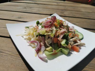 Chicken & Bacon Salad