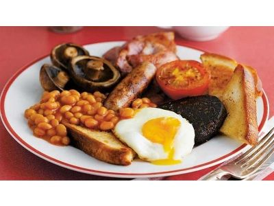 Full English Large