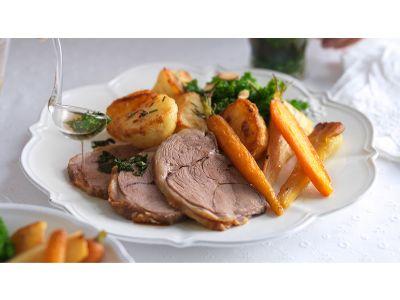 Sunday Roast Lamb