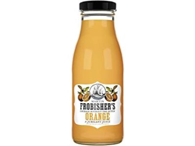 Frobishers Orange Juice
