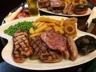 20oz Mixed Grill