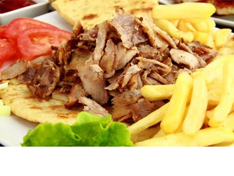 SMALL MEAT & CHIPS