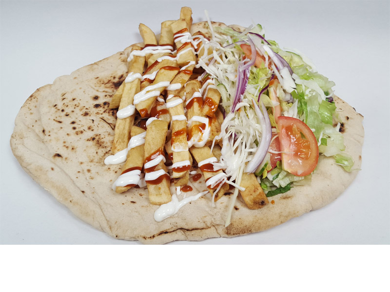 CHIPS IN NAAN