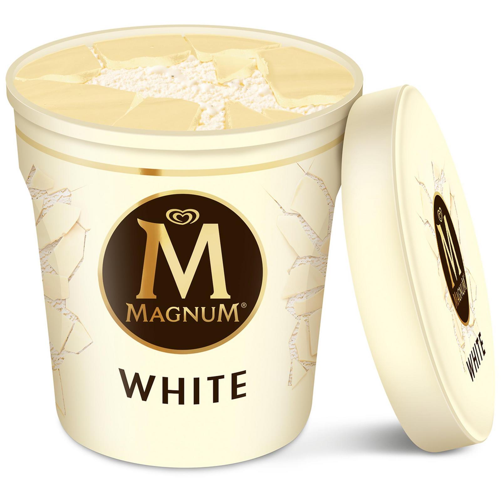 MAGNUM WHITE CHOC